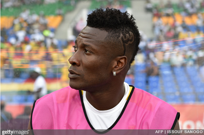 Asamoah Gyan accused of having