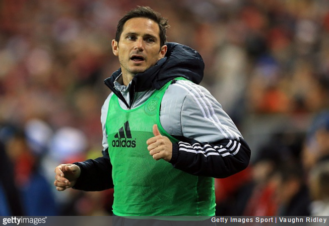 Paul Clement: 'I wanted Frank Lampard at Swansea City'