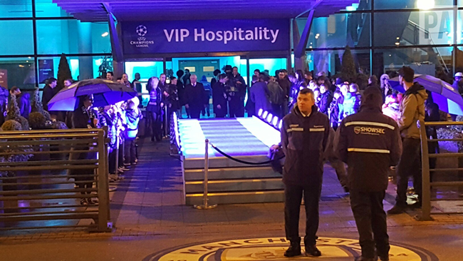 Image result for vip hospitality football entrance
