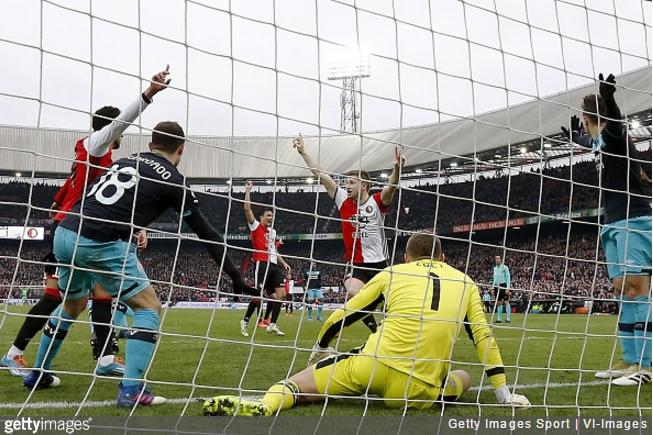 Feyenoord 2-1 PSV Eindhoven