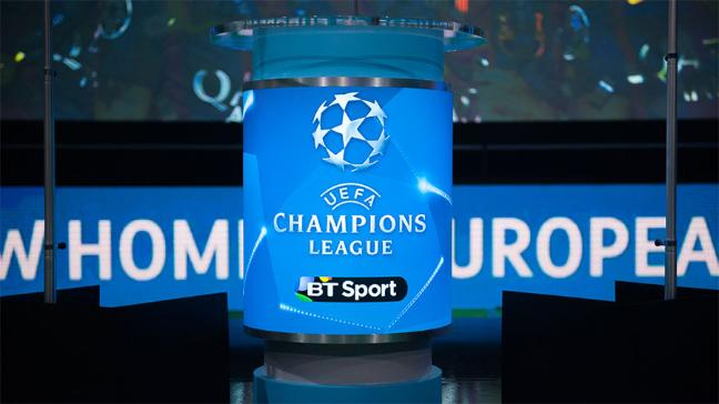 Image result for bt sport champions league