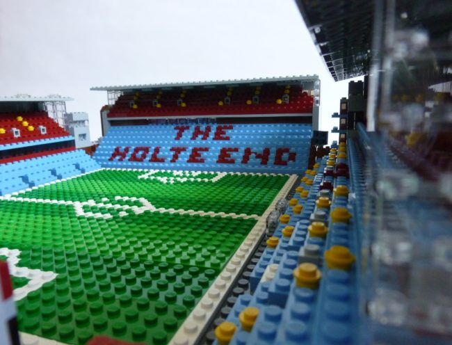 Brickstand: 18 Fabulous Football Stadiums Recreated Entirely In Lego ...
