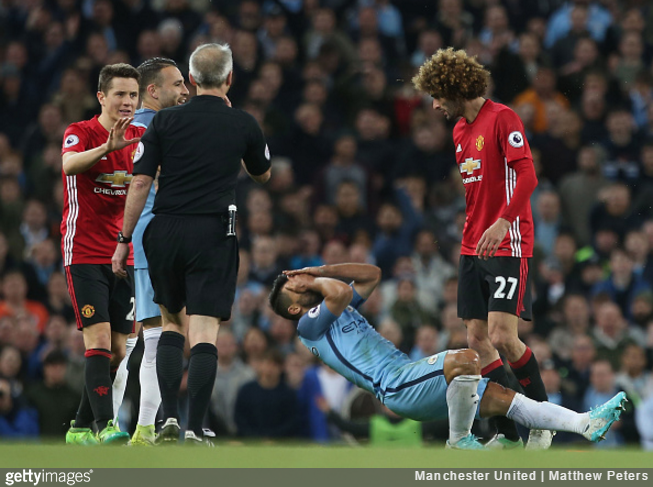 aguero-fellaini-headbutt