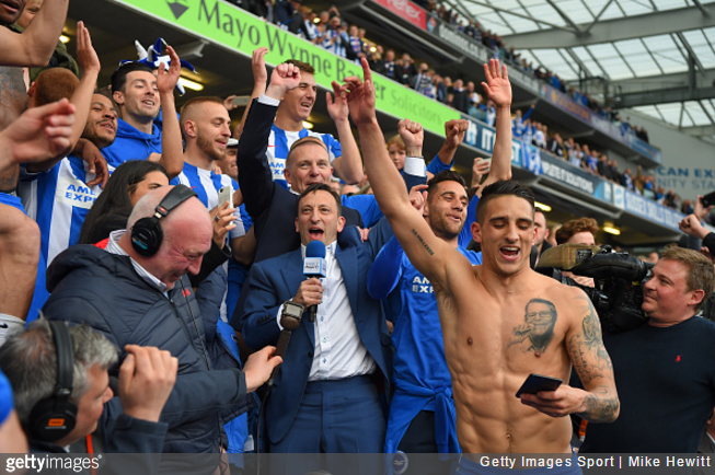 Brighton chairman says won't break the bank after Premier League promotion
