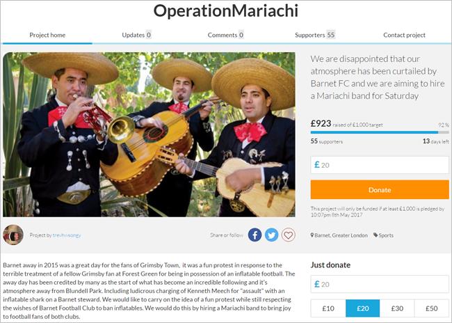 grimsby-town-fans-mariachi