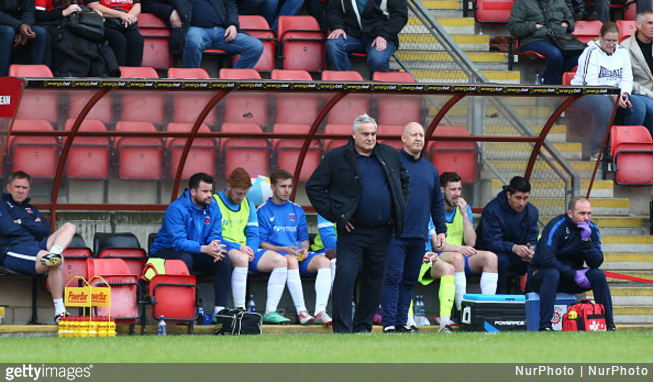 Hartlepool caretaker boss: Dave Jones appointment didn't work