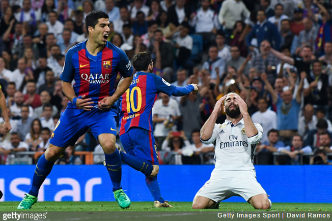 El Clasico: Lionel Messi Scores 500th Barcelona Goal To ...