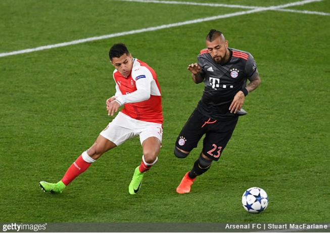 Alexis Sanchez to force out of Arsenal. Check out his next destination