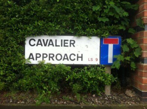 cavalier-approach