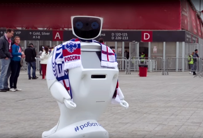 russia-world-cup-robot