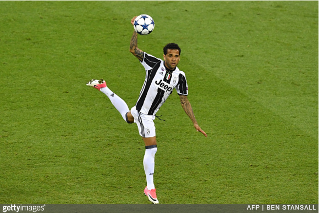 Dani Alves Rejects Chelsea Moves To Manchester City