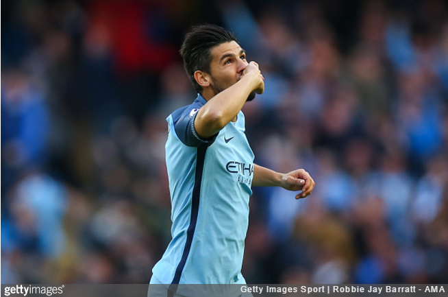 Nolito reiterates desire to leave Manchester City