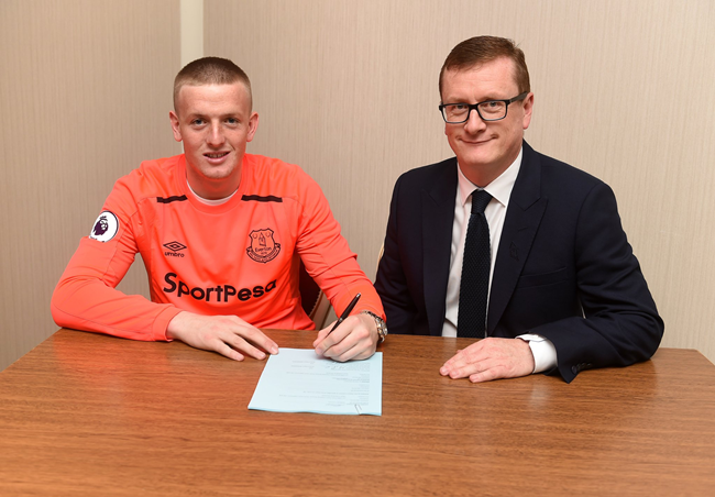 pickford-everton-sunderland-official
