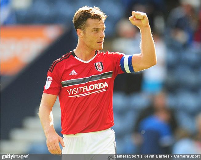 Fulham's Parker announces his retirement