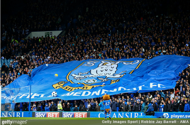 sheff-wed-fans-flag