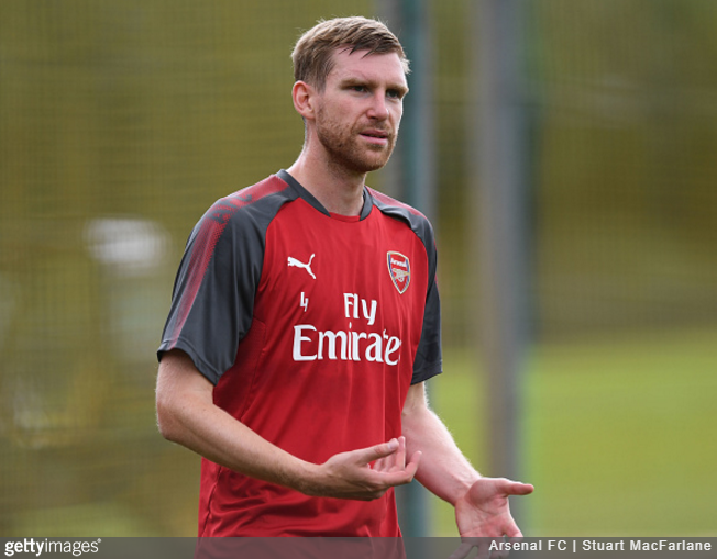 Mertesacker to manage Arsenal's academy team from 2018-19