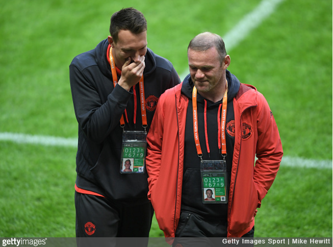 Man United stars punished over breach of UEFA doping rules