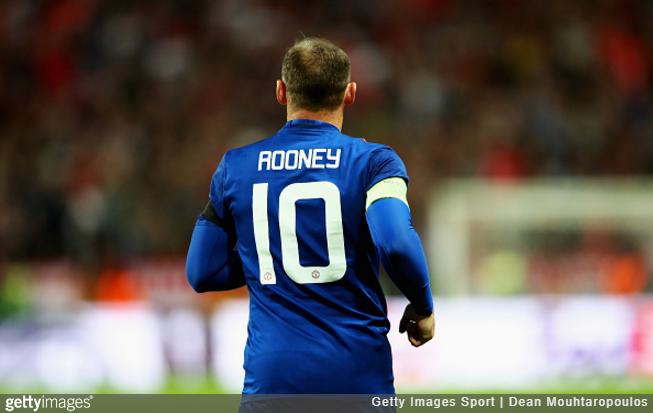 Everton convinced they'll sign Man Utd striker Rooney