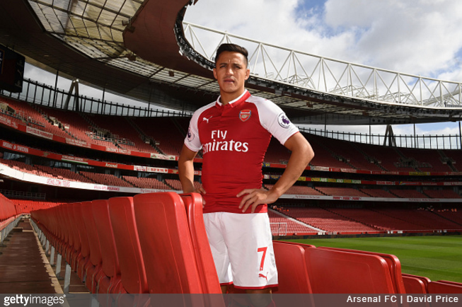 Manchester City to make bid of more than £50m for Alexis Sanchez