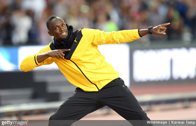 Usain Bolt to make his long awaited debut for Manchester United