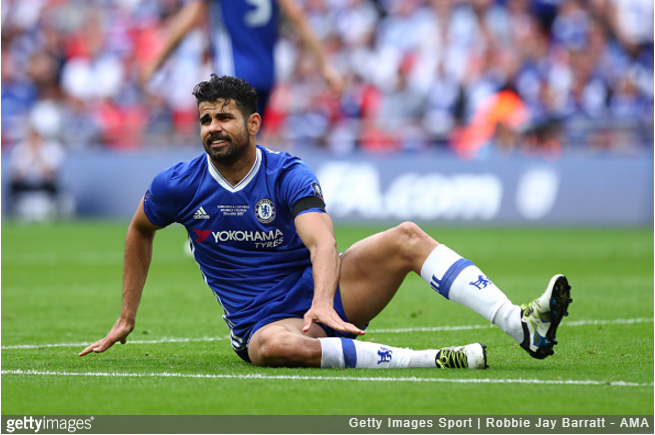 Diego Costa Wrap Up Deal — Atletico Madrid