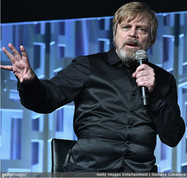 Star Wars actor Mark Hamill pledges his support to Wolves