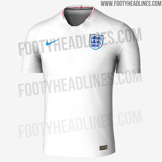 7a23cb4730a Apparently This Is The New Nike Kit England Will Wear For Their ...