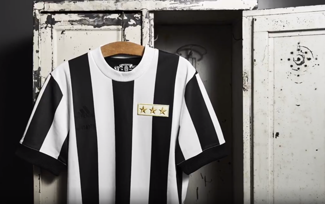 official photos 6d80f 78eb5 Molto Bello: Juventus To Wear Achingly Gorgeous Retro Shirt ...