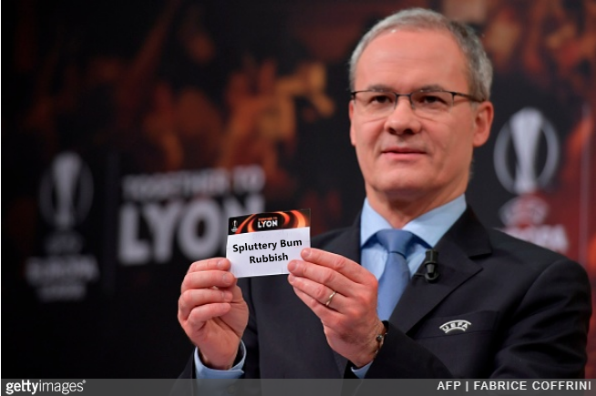 Europa League Last 32 Draw Arsenal Pitted Against Ostersunds The