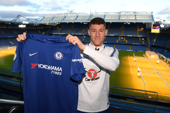 Bill Kenwright: 'No concerns at all over Ross Barkley move to Chelsea'""
