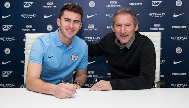 Manchester City land $100M Laporte from Athletic Bilbao