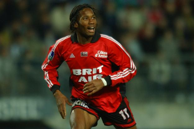 Drogba's teenage son signs for French club Guingamp