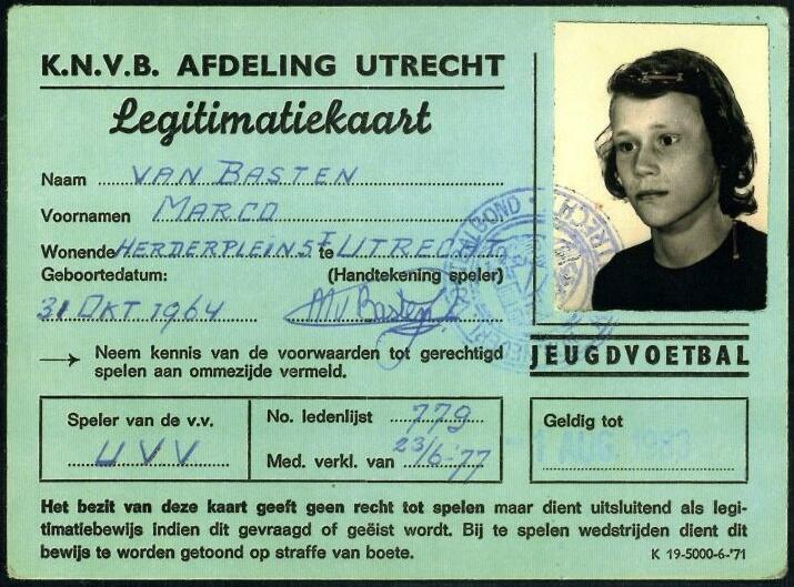 Image result for van basten utrecht