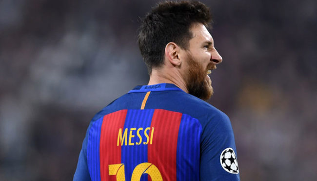 'Decisive' Messi rescues unbeaten Barcelona
