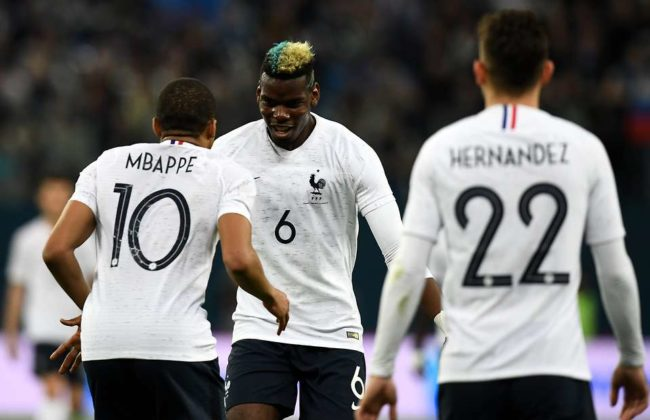 Happy Birthday, Dad - Pogba dedicates France stunner to late father