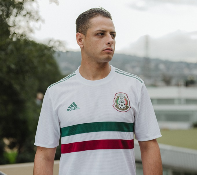 f6eb7e0a53d World Cup  Adidas Release Drop-Dead Gorgeous Away Kits For Germany ...