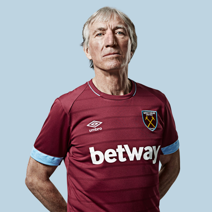 66f5c7097 'I'm Forever' – West Ham Rope In Club Royalty To Launch New Umbro Home And Away  Kits For 2018/19 (Photos & Video)