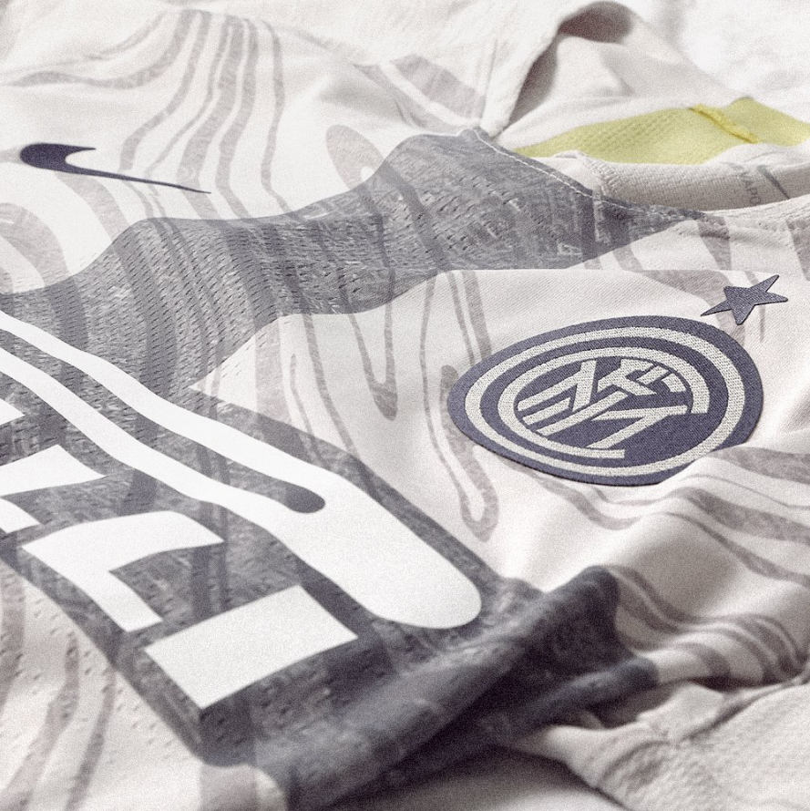 huge discount bdf8e 987d0 Sculptured: Inter Milan Unveil New 'Marble' Third Kit In ...