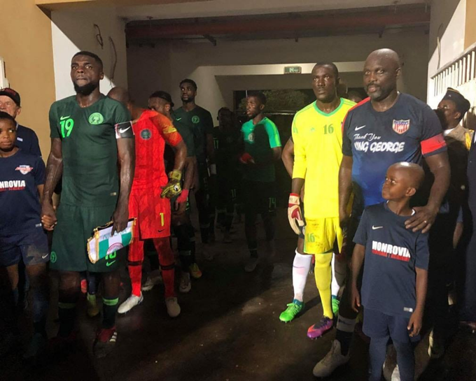 One Last Hurrah: George Weah Plays 79 Minutes For Liberia In