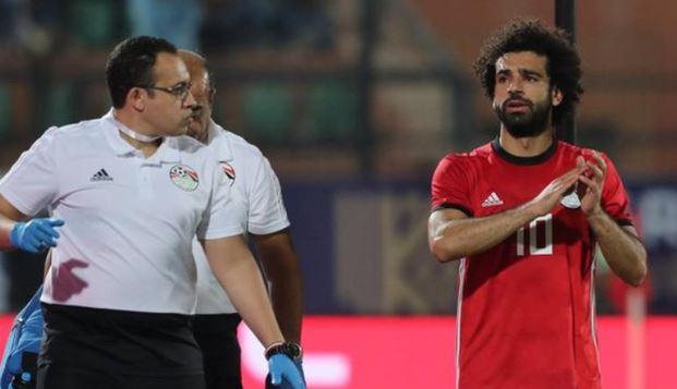 Salah scores Olimpico for Egypt