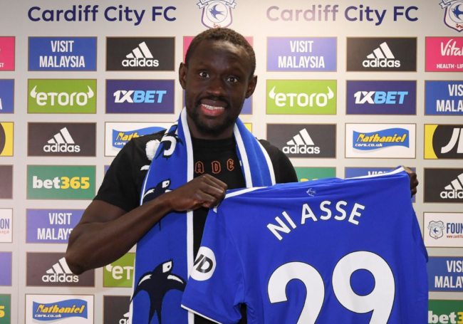Image result for oumar niasse cardiff