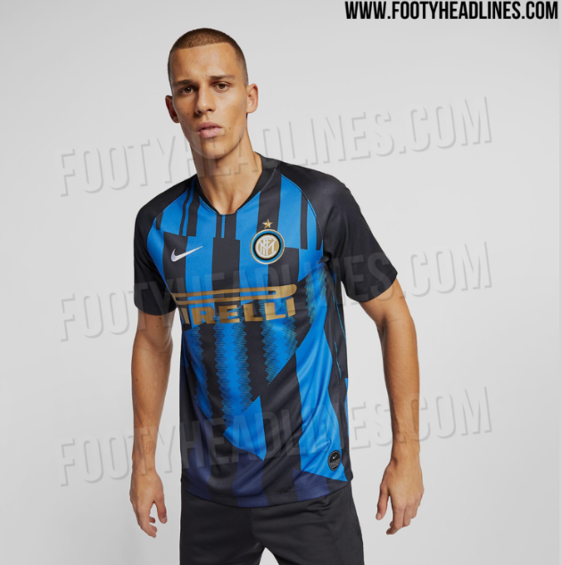 Raza humana plantador Enlace  Splice Boys: Inter Milan To Wear Unique 'Mash-Up' Shirt Against AC Milan To  Celebrate 20 Years Of Nike Partnership (Photo) | Who Ate all the Pies