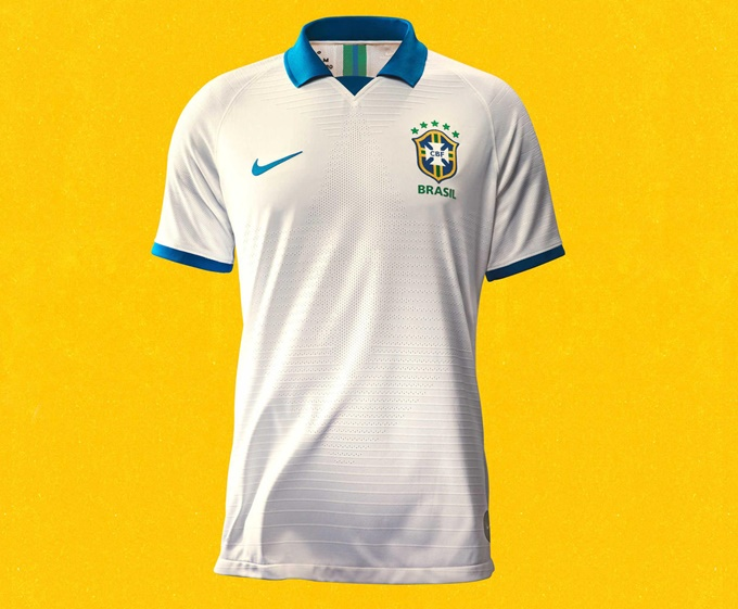 info for c91a7 a4fe1 Back In White: Brazil Launch Gorgeous New Retro-Tinged Away ...